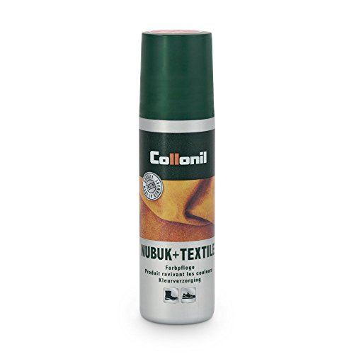 Collonil NUB.+TEXTILE CL.DFNL 100 ML , Schuhcreme & Pflegeprodukte,  Grau (mittelgrau) Nubuk-textil