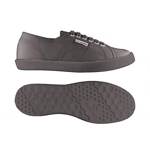 Superga 2832 Nylu, Sneakers Basses Unisexe adulte FULL DK GREY IR