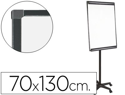 Q-Connect KF04160 - Pizarra móvil