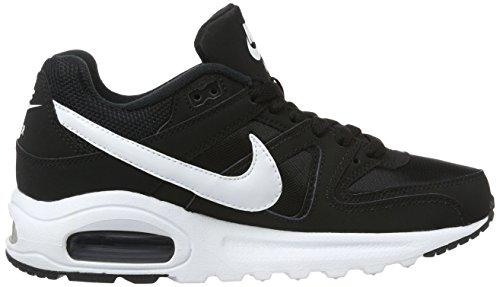 Nike 844346-011, Chaussures de Sport Garçon Noir (Black / White White)