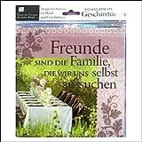 Heart and Home 10171-002 Geschirrtuch Freunde...Familie