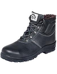 HERKULES Sicherheitsschuh I Winter-Schuhe S3 I Warm gefüttert