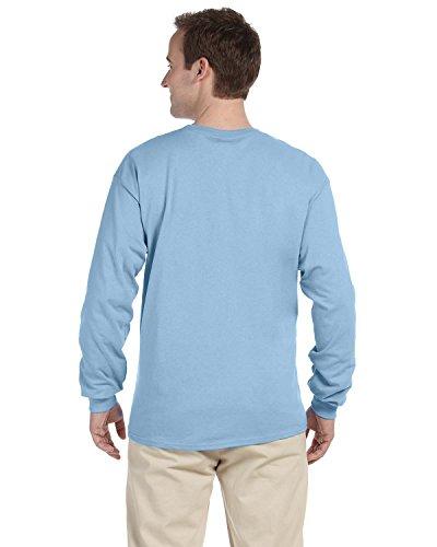 Gildan Kleidung–Hemd Hellblau