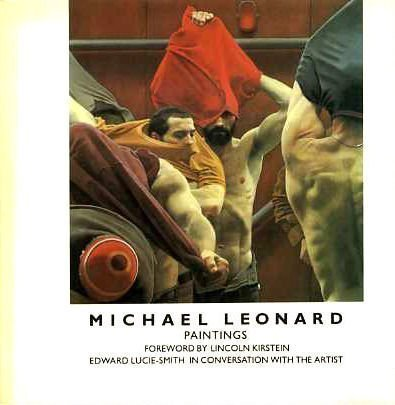 Michael Leonard Paintings