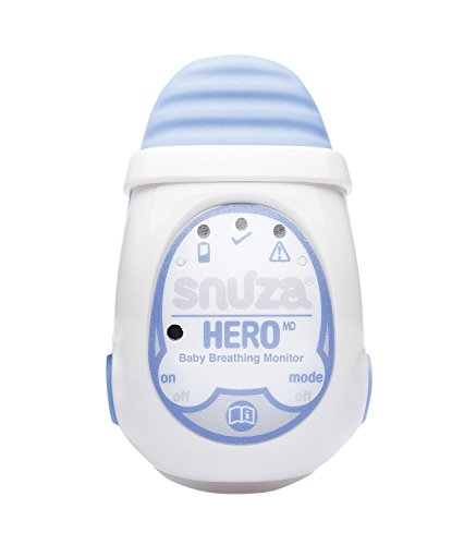 Snuza Hero MD - Baby Breathing Monitor (Medical Device) for sale  Delivered anywhere in UK