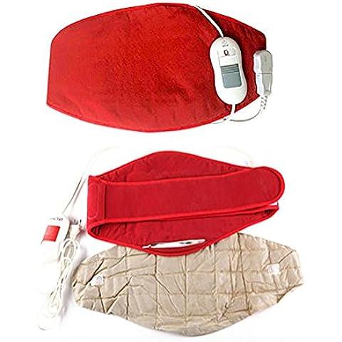 R&R Corpo a forma di rilievo di riscaldamento con riscaldamento a terapia fisica pacchetto per Quick sollievo dal dolore