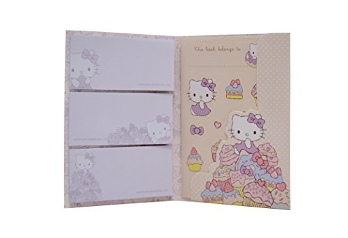 Image of Hello Kitty Sticky Notes