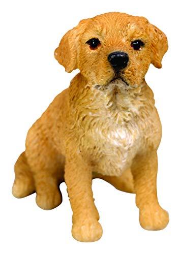 Monde animaux miniature - Golden Labrador