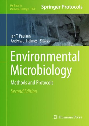 Environmental Microbiology: Methods and Protocols (Methods in Molecular Biology)