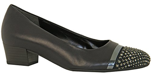 Gabor Shoes Comfort Fashion, Scarpe con Tacco Donna Navy