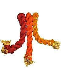Dupatta (Weavers Villa Set Of 3 Multicolor Chiffon Dupattas (70 Different Colour Set Combinations Available)) - B06XCVQ71V