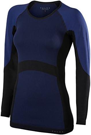 Falke donna Running Running Running Longsleeved Shirt, a maniche lunghe donna, Grigio (platinum), M | Beautiful  | Funzionalità eccellenti  61b813