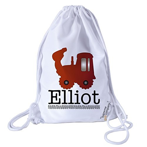 personalised-kids-tractor-drawstring-swimming-school-pe-bag-for-boys-by-the-supreme-gift-company