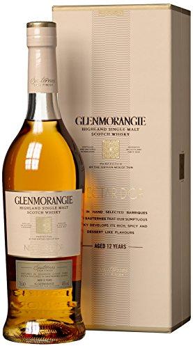 Glenmorangie Nectar d'Or 12 Jahre in Geschenkverpackung (1 x 0.7 l) (Mandel-kokos-wasser)