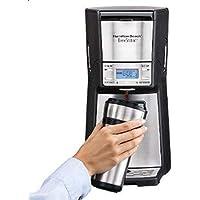 بروستيشن ساميت الترا 48465 ماكينة تحضير قهوة قابلة للبرمجة وبسعة 12 كوب من هاميلتون بيتش