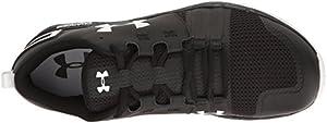 Under Armour Men's Commit Training Shoes,Black (Black),9 UK(44 EU)