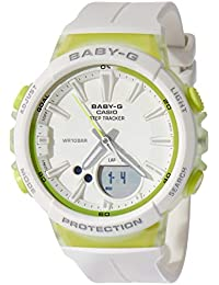 Casio Baby-g Analog-Digital White Dial Women's Watch - BGS-100-7A2DR (BX098)