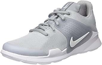 Nike Langarm Shirt Element 1/2 Zip, T-Shirt à manches longues 1/2 zip 504606 605 Homme, Gris (grau), S