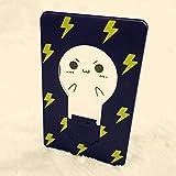 Batería Lámpara de noche Luz de humor Diseño de tarjeta creativa Luz suave para emergencias