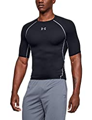 Under Armour - HeatGear Armour SS, Maglietta Uomo