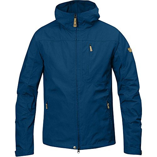 Fjällräven Herren Sten Jacket Outdoor Jacke, Lake Blue, XL