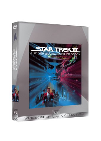 Star Trek 3 - Auf der Suche nach Mr. Spock (Special Edition, 2 DVDs) [Director's Cut]