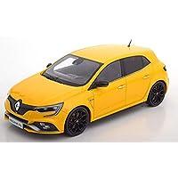 NOREV NV185226 Renault Megane R.S. 2017 Sirius Yellow 1:18 MODELLINO Die Cast