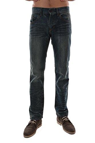 Blend of America -  Jeans  - Uomo blu 40W x 34L