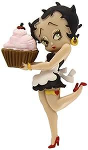 Plastoy - 70169 - Figurine - Magnet Betty Boop - Gâteau New