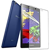 Clear LCD Screen Protector Guard Shield Cover Film for Lenovo tab2 A8-50F/LC Tablet 8Inch (Pack of 3)