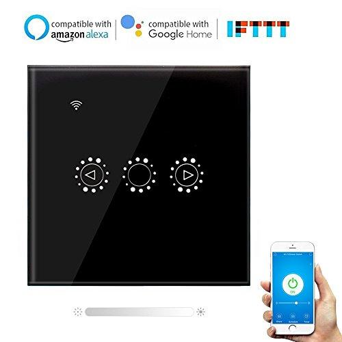 Dimmer Schalter Alexa, Random 1 Gang 2A 400W Touchschalter Sensor ...