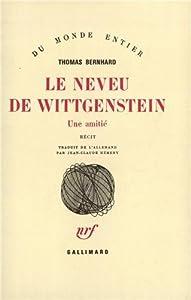 vignette de 'Le neveu de Wittgenstein (Thomas Bernhard)'