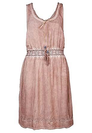 Eight2nine besticktes sommerkleid mit v ausschnitt im boho style s es sommerkleid aus - Sommerkleid v ausschnitt ...