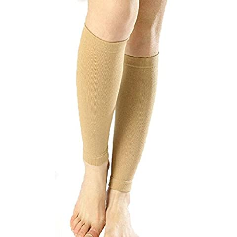 Tutoy Sports Fitness Calf Shin Leg Support Protector Brace -L
