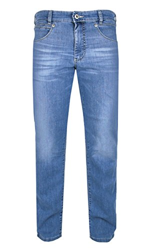 JOKER Jeans | Freddy ( Straight Fit ) 2443/0761 ice blue treated