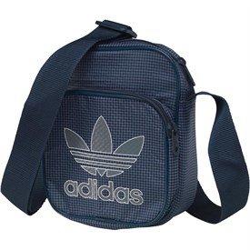 b86904a47f49 Adidas Originals Mens Trefoil Team Mini Bag Small Items Co.