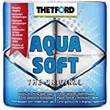 4 x Thetford Aqua Soft Toilet Rolls for Porta Potti