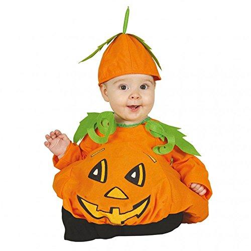 Halloween Kostüm Kürbis Baby Tunika Mütze Kinderkostüm Fasching Halloween - Monate 24 Alten Jungen Halloween-kostüme