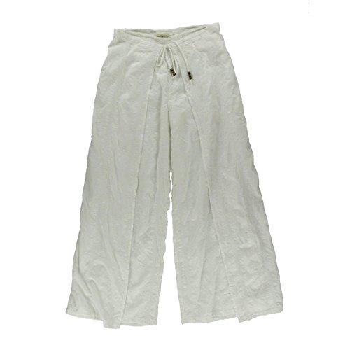 Denim & Supply Damen Hose, Baumwolle, Flache Vorderseite, Größe S, Weiß - Ralph Lauren Denim Weiß