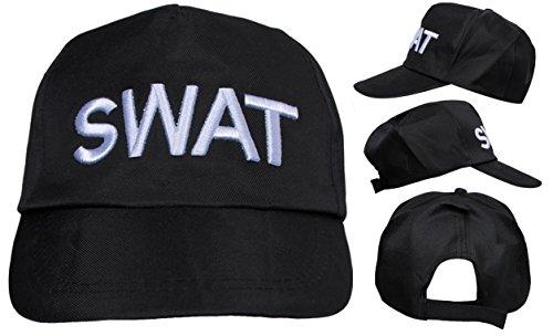 Erwachsene SWAT Hat Fancy Kleid verstellbar Police Baseball -