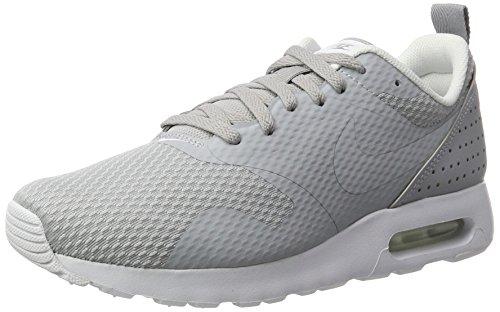 Nike Air Max Tavas, Sneaker a Collo Basso Uomo Grigio (Wolf Grey/wolf Grey/white)