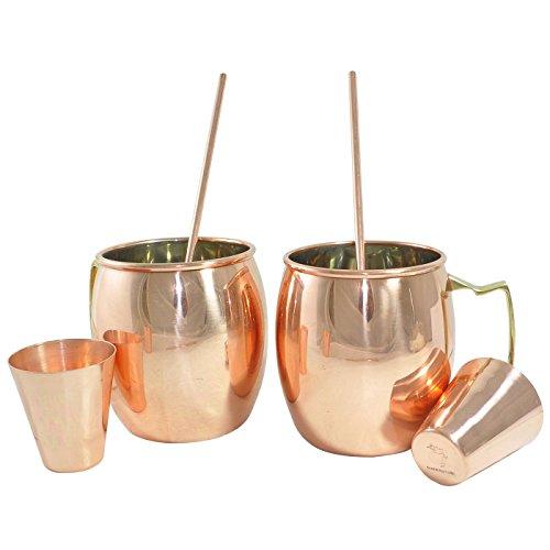 tasse-dakshcraft-r-cuivre-laque-terminer-capacite-1690-oz-avec-free-copper-shot-glass-capacite-2-oz-