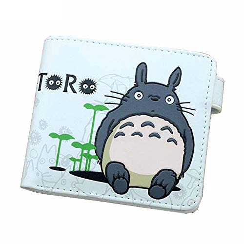 Anime My Neighbour Totoro Wallet Cartera de dibujos...