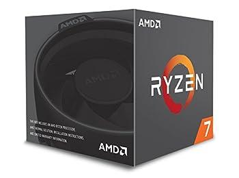 AMD Ryzen 7 2700 8-Çekirdek 20 MB Cache, Wraith Spire Soğutuculu İşlemci