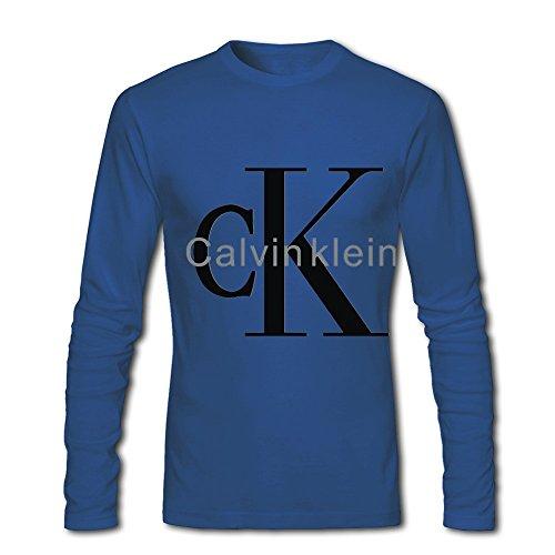 New calvin klein ck logo for mens long sleeves outlet