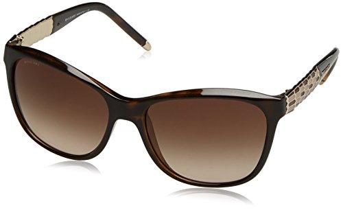 36c97c854e0d Bulgari femme 0BV8104 977 13 57 Montures de lunettes, Marron (Dark Havana