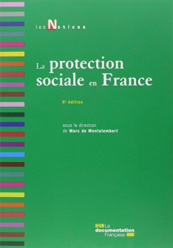 La protection sociale - 6e édition