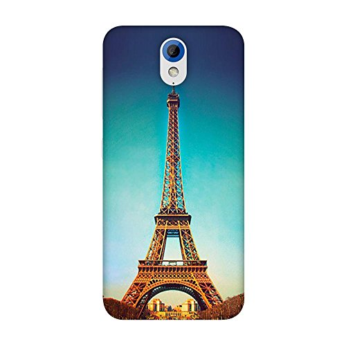 HTC Desire 620G Designer Soft Case Back Cover by Fasheen