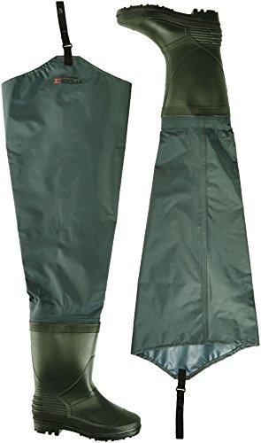 Shakespeare grün Size 11 Sigma vert - Botas / Vadeador de pesca ( lig