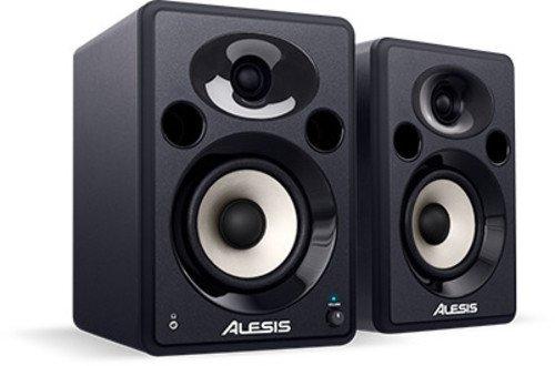 Alesis Elevate 5 - Pareja de monitores de estudio, amplificados de 120...